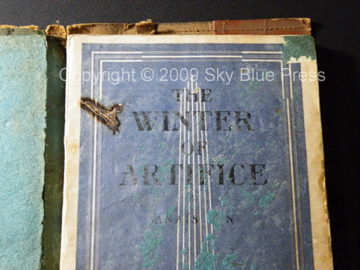 Image of the rediscovered The Winter of Artifice